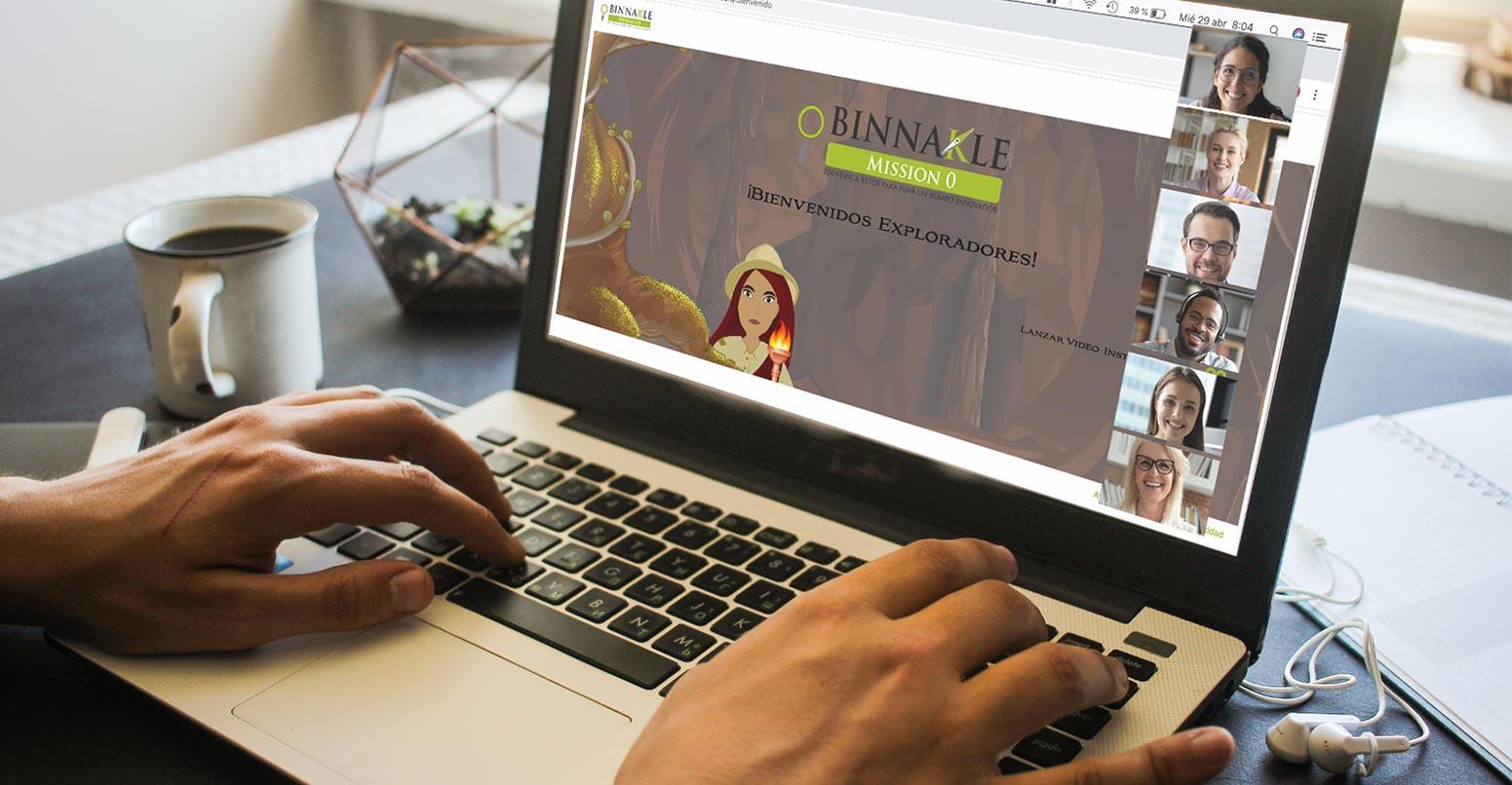 Gamificación: Binnakle Misión 0